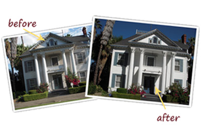Before and After Temecula Painters