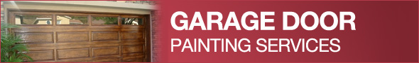 Temecula Garage Door Painting